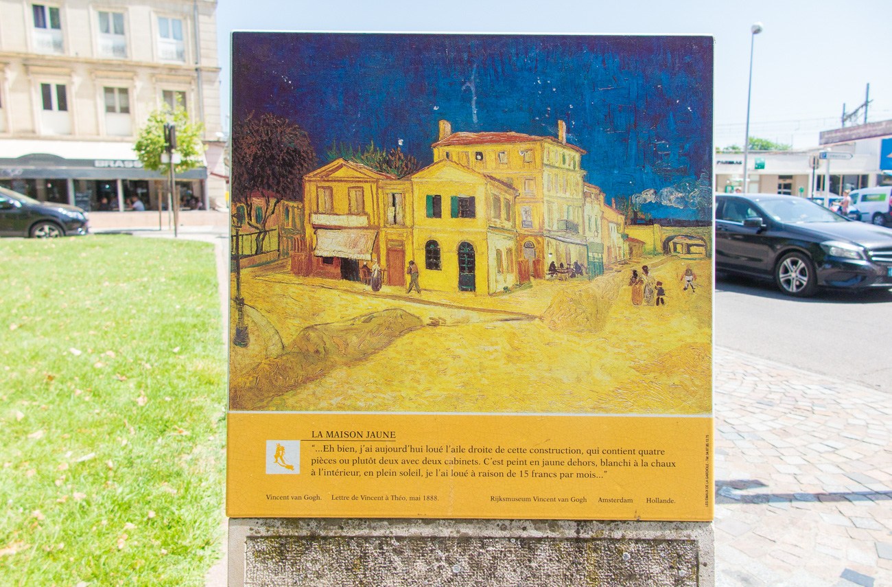The Van Gogh Trail In Provence And Paris France Part I