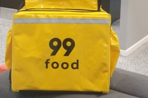 Como usar o 99 Food para pedir delivery
