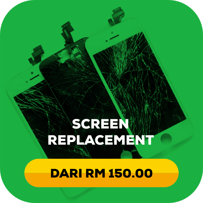 screen replacement seri kembangan