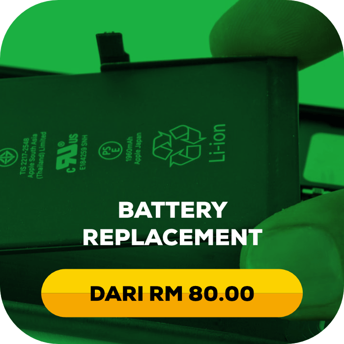 battery replacement seri kembangan