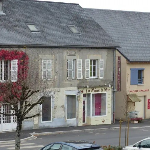ancienne boulangerie Champagnac