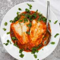 Pumpkin Cod Curry