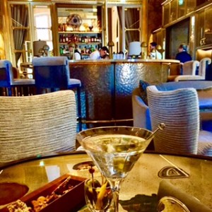 HOTEL DE CRILLON Les Ambassadeurs with Champagne Travels blogger Eileen Callahan