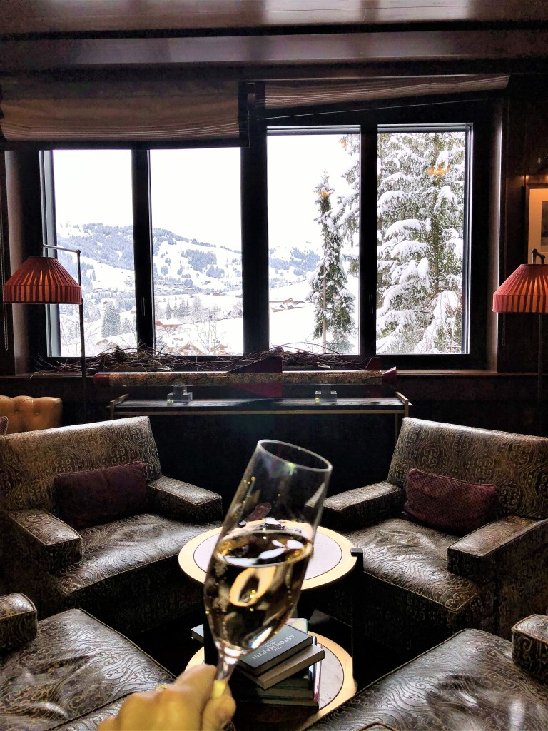 Eileen Callahan Luxury Travel Expert with Champagne Travels in Gstaad Switzerland