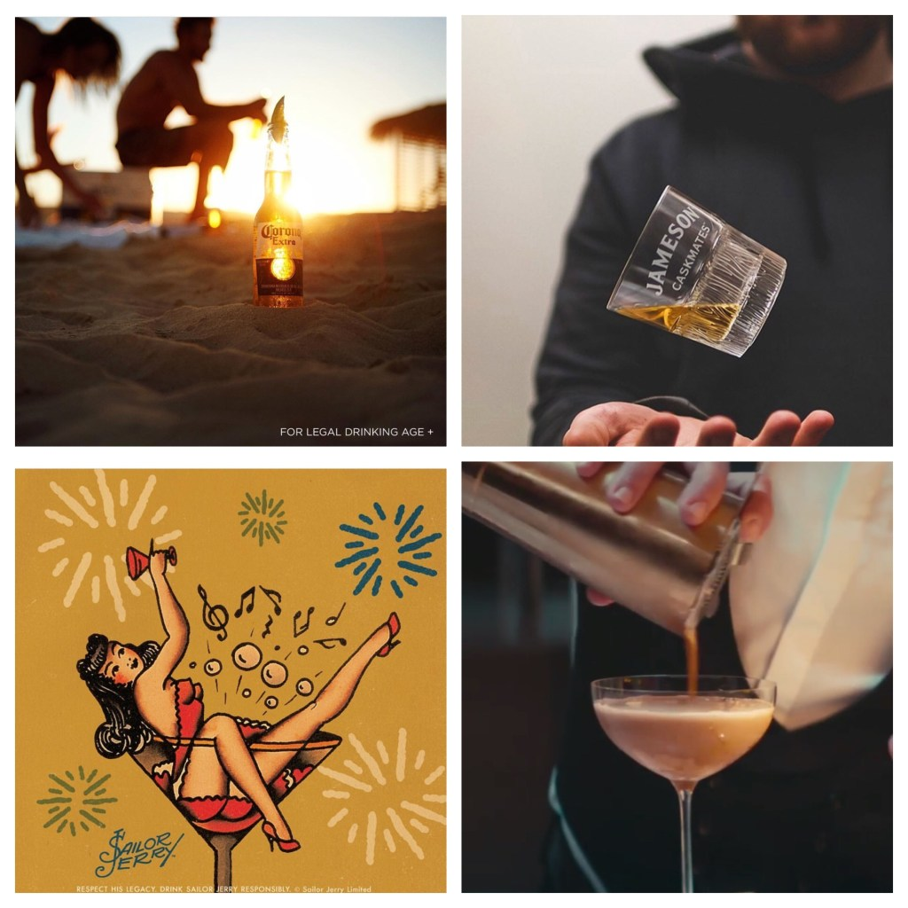 Eileen Callahan Luxury Travel Writer of Champagne Travels writes about Wine and Spirits accounts on Instagram