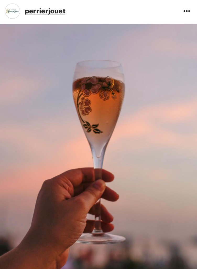 Champagne Travels Eileen Callahan writes about her favorite Wine and Spirits Accounts on Instagram