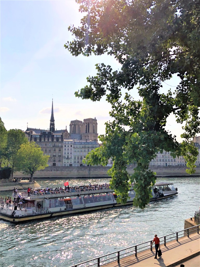 Eileen Callahan of Champagne Travels in Paris France