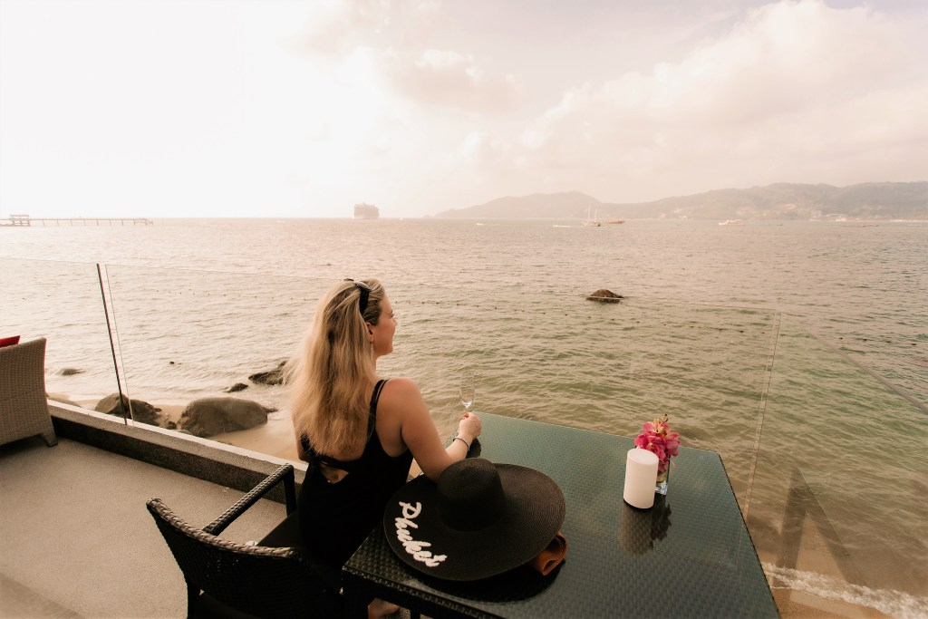 Eileen Callahan of Champagne Travels in Phuket Thailand