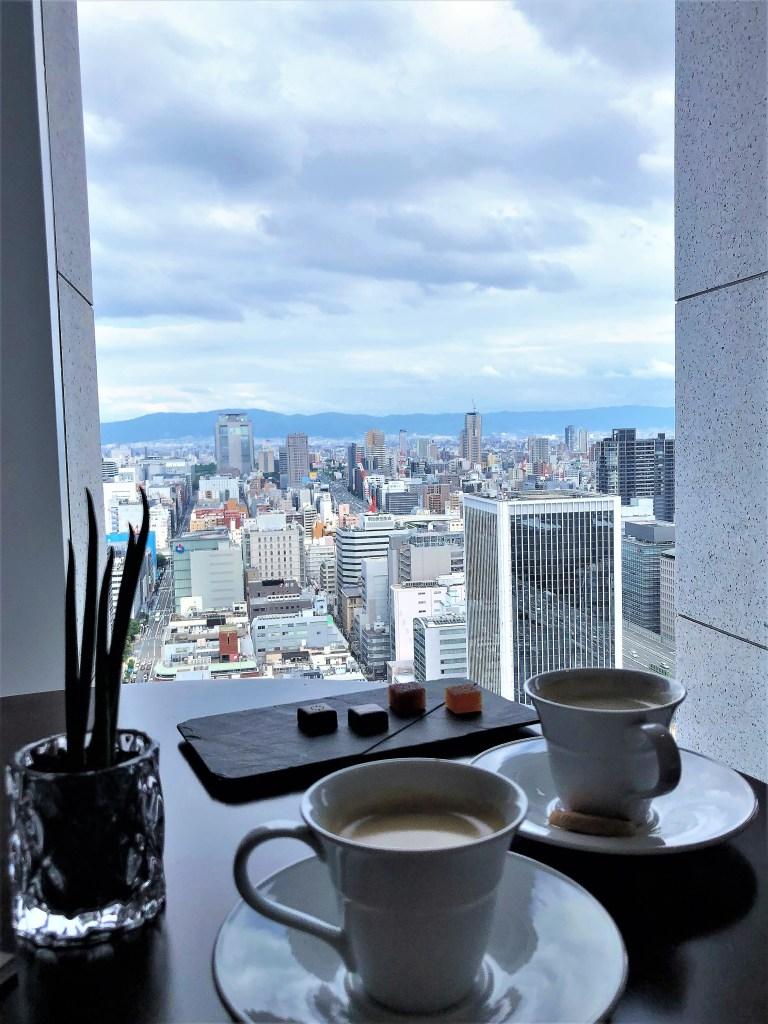 Eileen Callahan luxury travel writer at The St. Regis Osaka, Japan