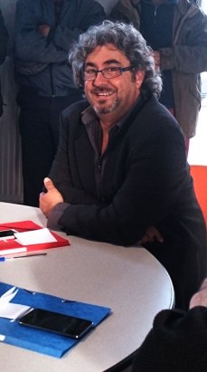 Alain Mascaro, troisième adjoint