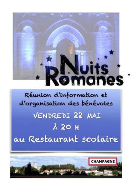 Nuits romanes - copie
