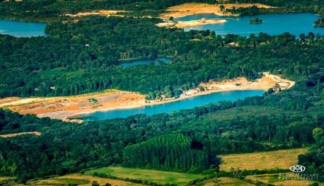 Les lacs de Cadeuil