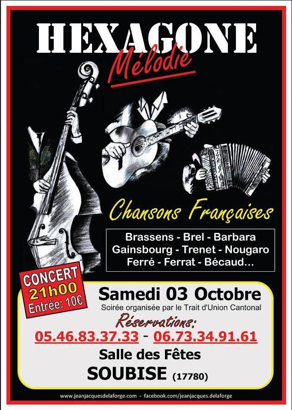 Concert Delaforge