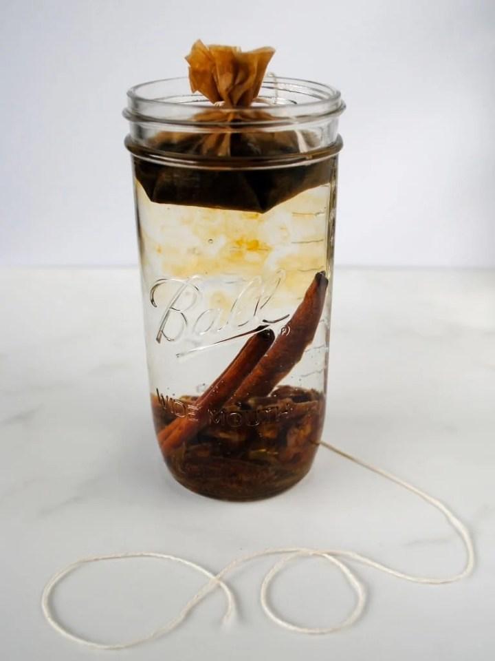 Spiced Cold Brew Coffee Recipe