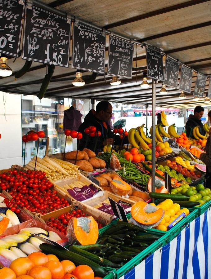 Marché d'Aligre – A True Parisian Market