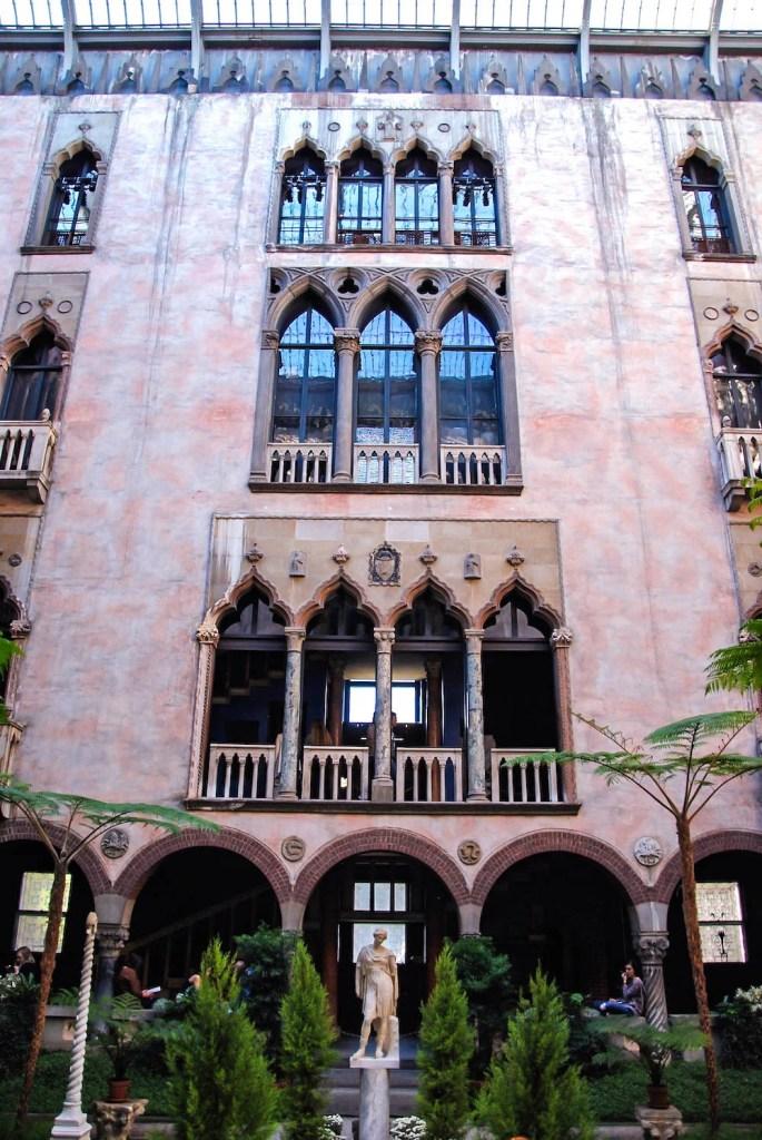 Isabella Stewart Gardner Museum, Boston MA