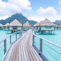 Bora Bora by Sea - Overwater Bungalow