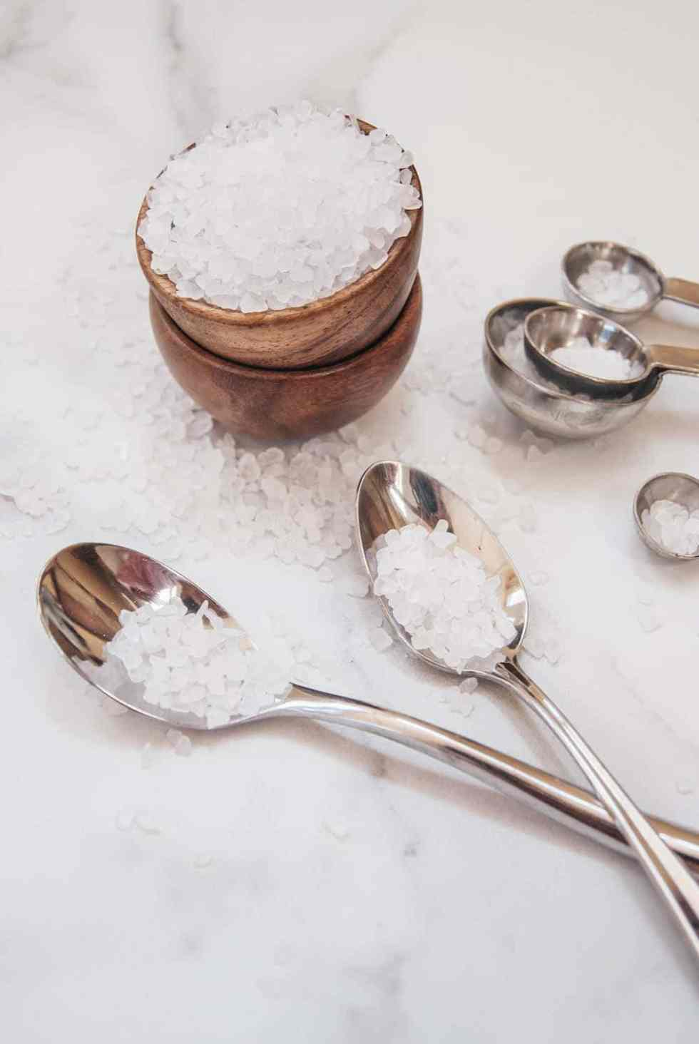 Wellness Bites: New Sodium Research