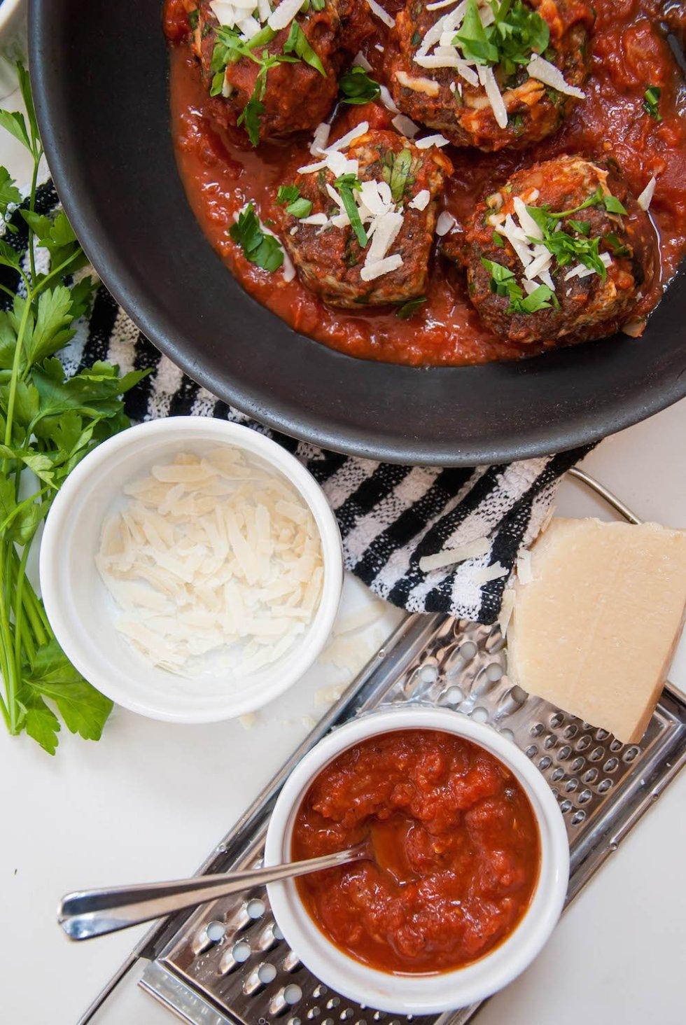 Healthy & Tender Turkey Meatball Recipe