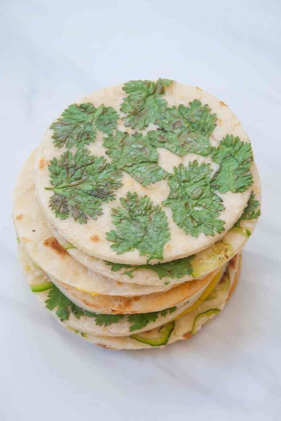 Flavor Pressed & Patterned Homemade Tortillas