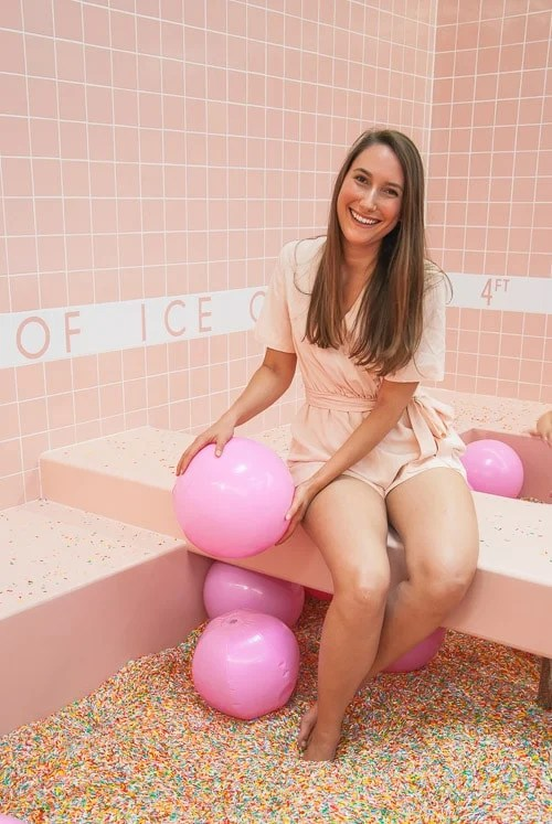 Museum of Ice Cream Los Angeles
