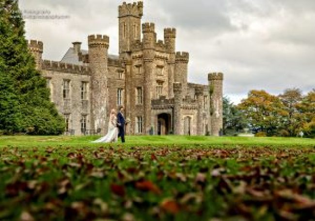Castle Wedding - Hensol Castle