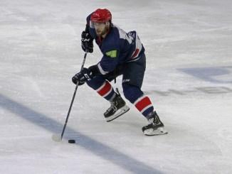 Charlie Sarault Rungsted Ishockey