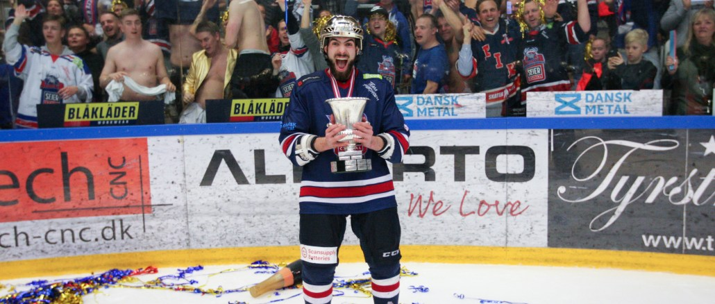 Nikolaj Rosenthal Rungsted Ishockey