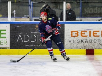 Tim Daly Rungsted Ishockey