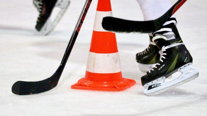 Ishockeytræning