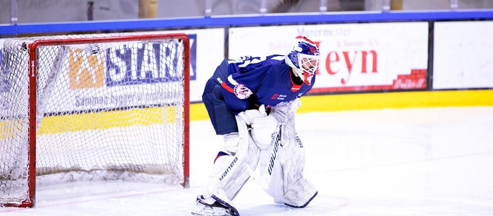 Cristopher Nihlstorp Rungsted Ishockey