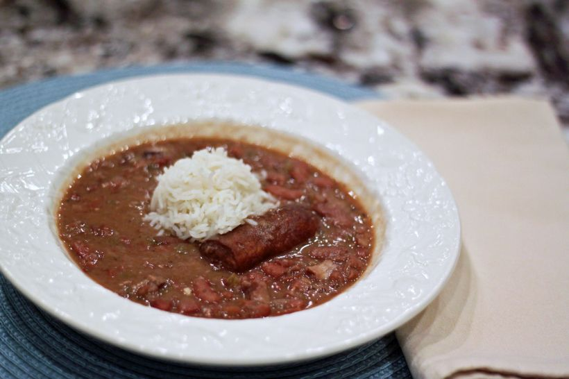 Recipe for Red Beans and Rice
