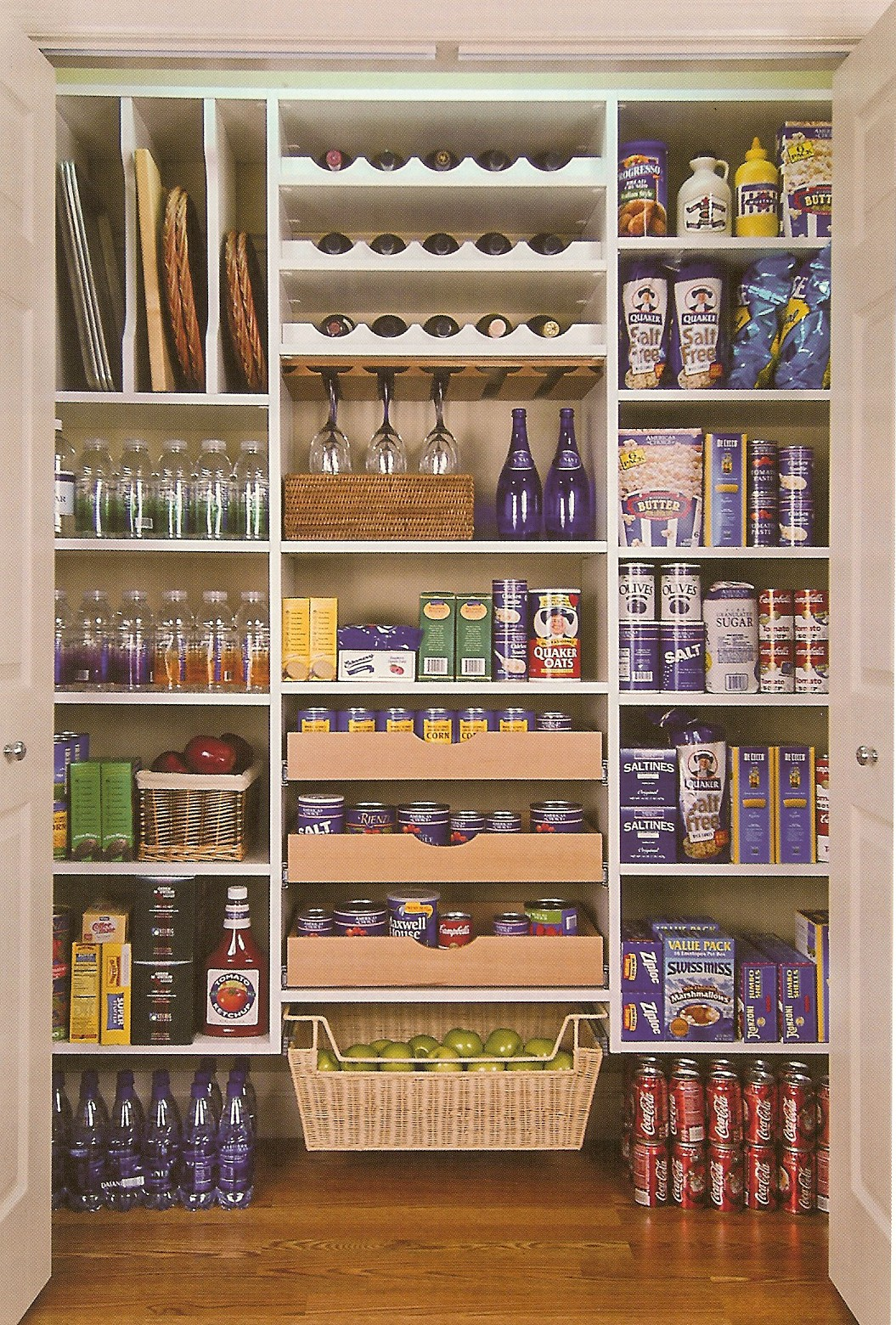 kitchen pantry organization ideas stainless steel cabinets the laundry roompotential satisfying my