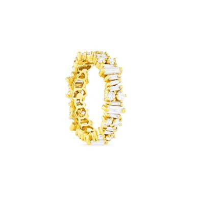 SUZANNE KALAN - FIREWORKS CLUSTER ETERNITY BAND