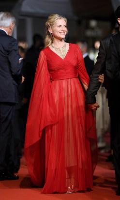 Melanie Laurent in Cartier