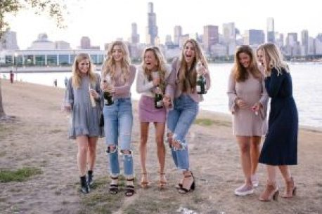 Chicago Girls Weekend featured by top travel blogger, Champagne Getaway