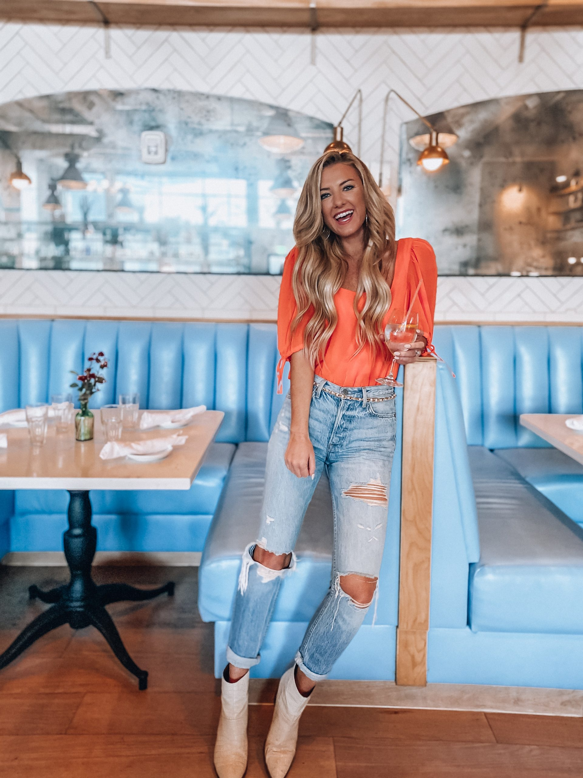 Nashville Bachelorette Weekend Itinerary featured by top Nashville blogger, Champagne Getaway