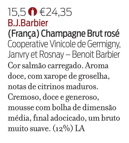 2016-12 Revista de Vinhos 325_B.J. BARBIER ROSÉ