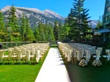 Lake Louise Banff Springs Hotel