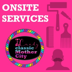 iCandy Classic Mother City Onsite Services