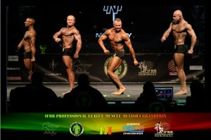 MMGPIII Classic Physique Overall