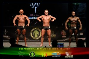 Classic Physique Class A Up to 170cm