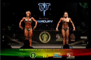 Figure Class B Up to 168cm Line Up