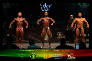 Bodybuilding Masters One Class