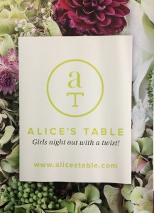 alice's table chestnut hill floral pop up champagne thursday boston blooger lifestyle