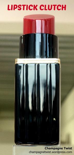 Lipstick clutch, Lulu Guinness, Modern Day Icons Event