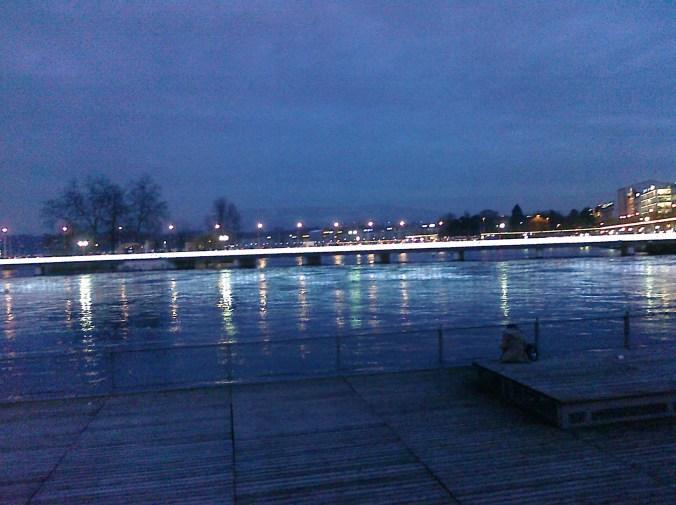Pont des Bergues, Geneva, Switzerland  Photo: PK Read