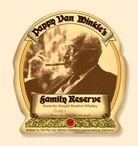 Pappy Van Winkle Family Reserve 23yr