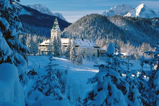 Castle Elmau, Bavaria