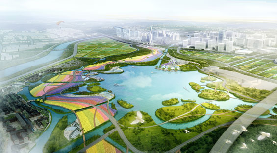 Image: Rainer Schmidt Landscape Architects  via World Landscape Architecture